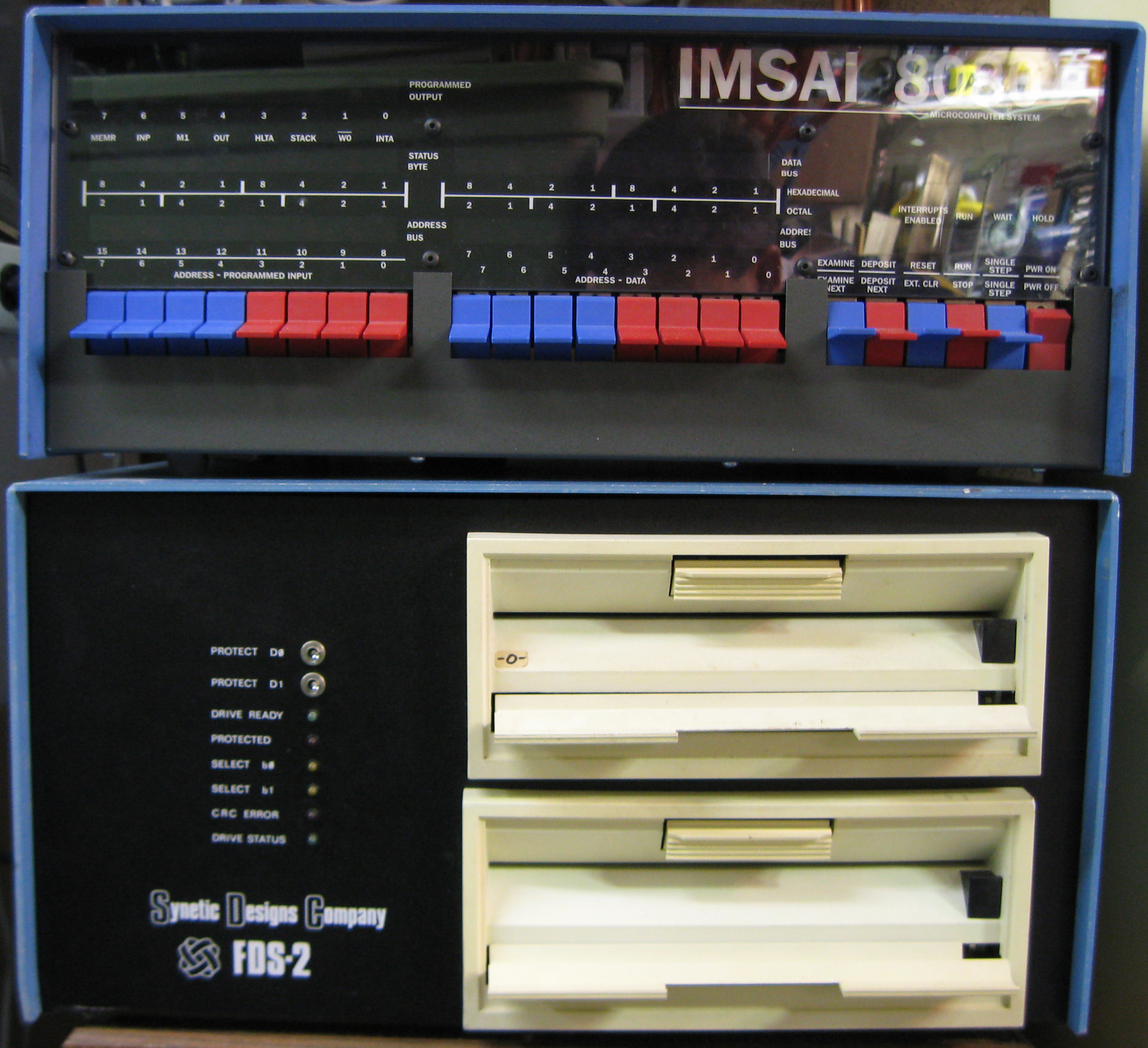 Rich Cinis Classic Computing Imsai System Todd Engineering Schematics My Right After I Got It